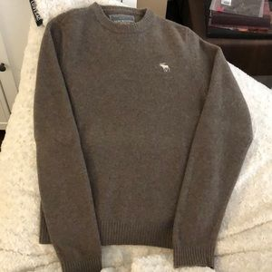 Abercrombie & Fitch cashmere blend sweater large